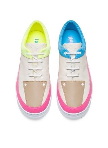 Camper TWS Ayakkabı Beyaz